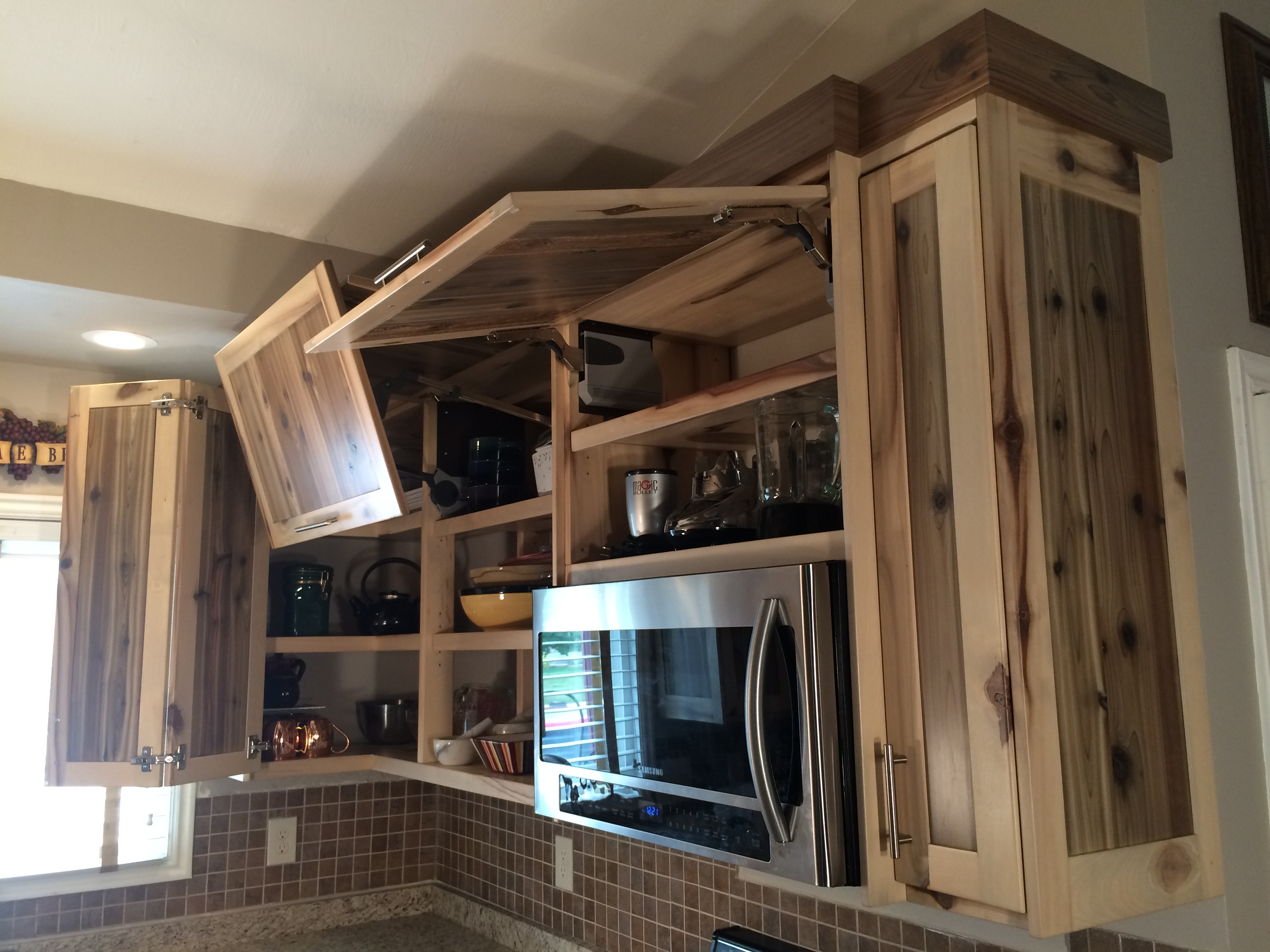 Utah Custom Kitchen Cabinets | Caveman Cabinetry | Local ...